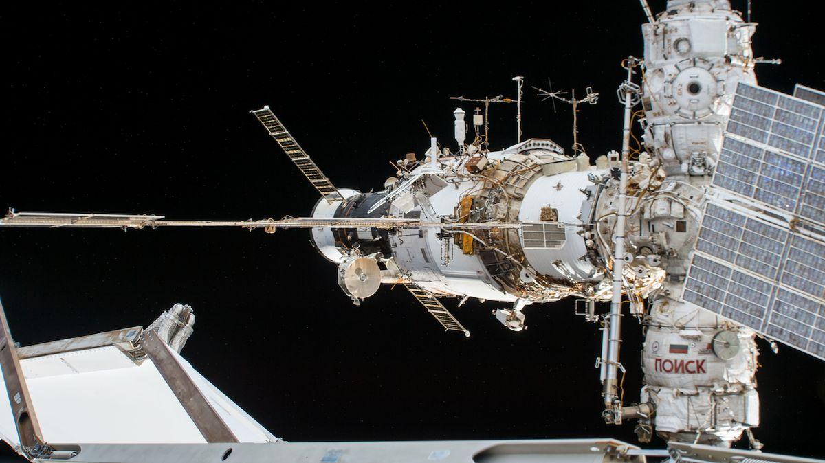 Na ISS opět nefungoval ruský generátor kyslíku