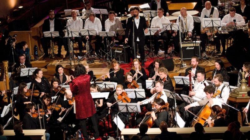 Varhan 50 aneb Koncert pro všechny slušné lidi sklidil bouřlivý potlesk