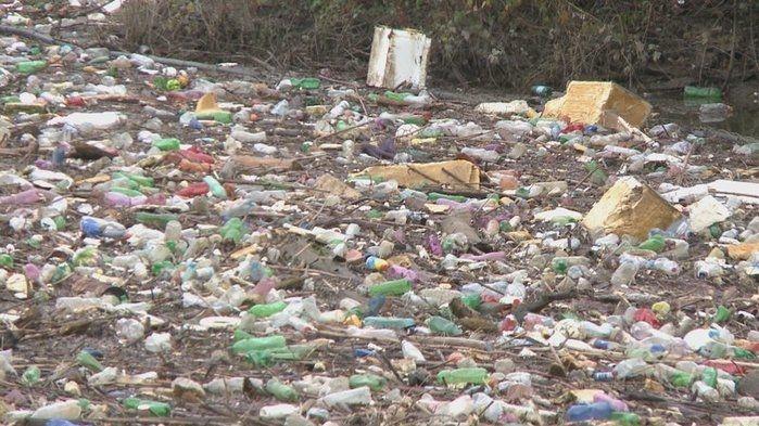 Řeky ve Slovenském ráji jsou plné plastového odpadu ze zdejších obcí