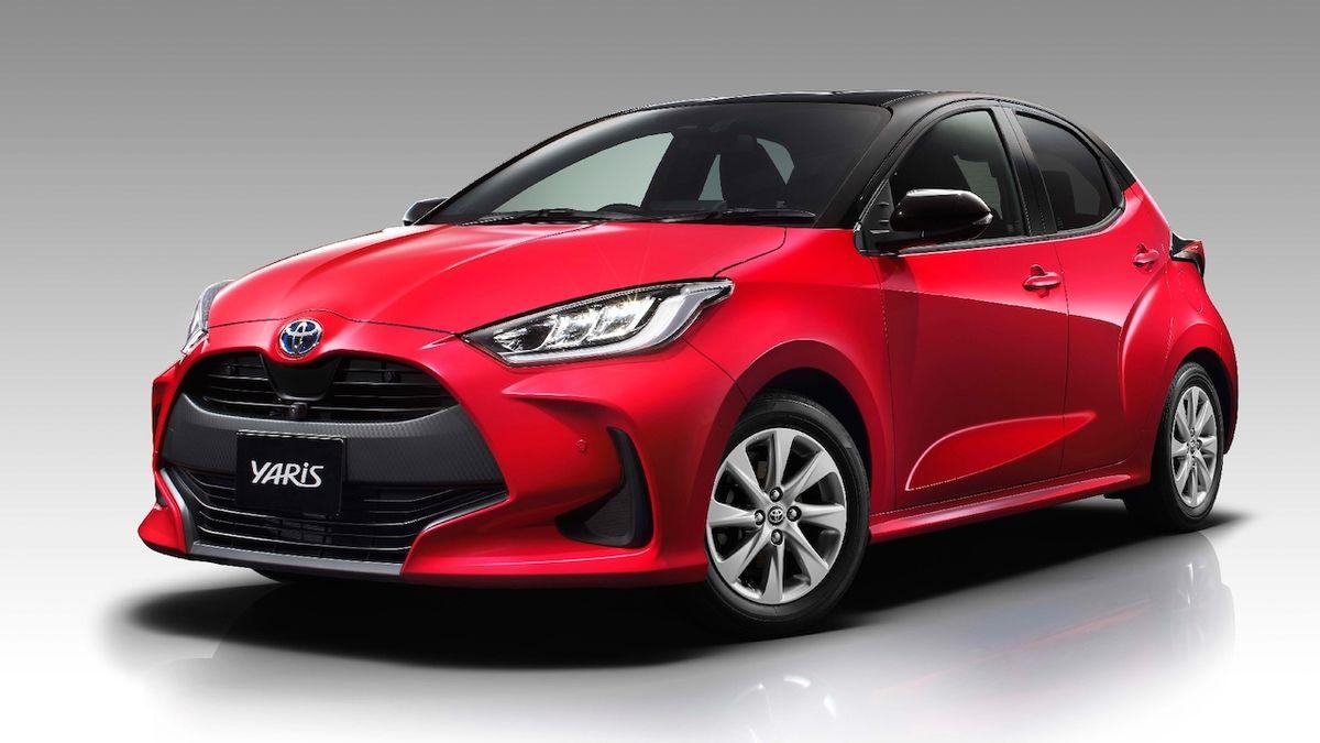 Toyota Yaris se bude vyrábět v Kolíně