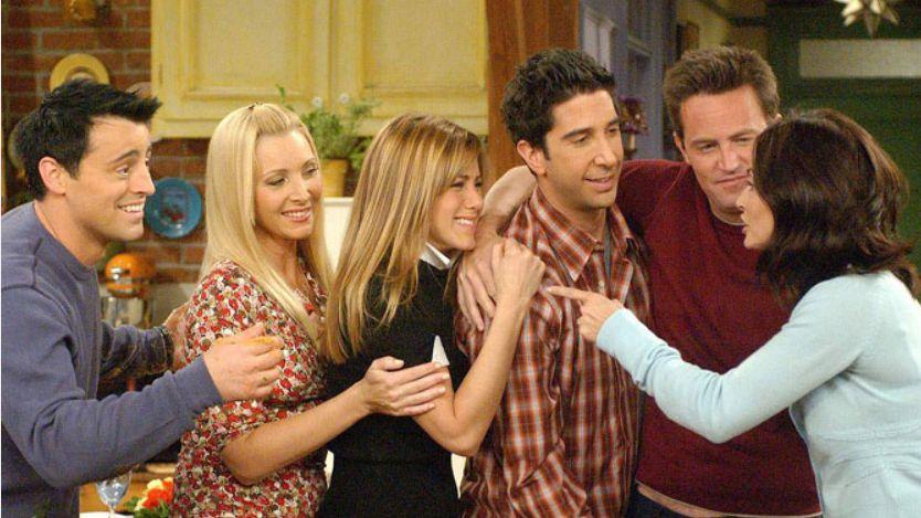 Odložený speciál seriálu Přátelé s původními herci bude snad v březnu