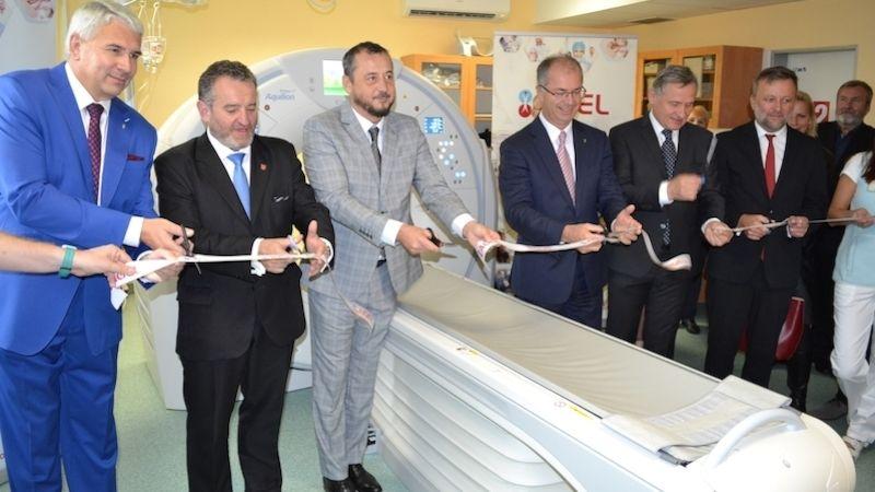 Rychlejší azároveň šetrnější vyšetření nabízí pacientům Nemocnice Valašské Meziříčí díky novému CT