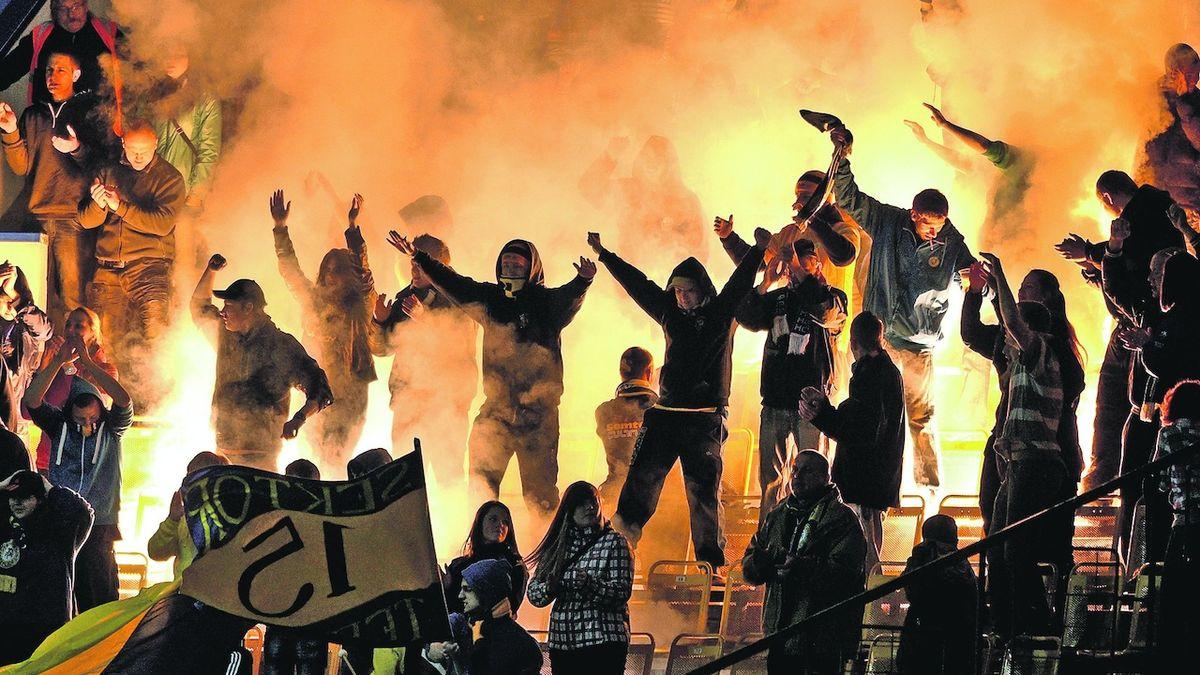 Policie: V boji s chuligány nejvíc funguje zákaz vstupu na stadiony