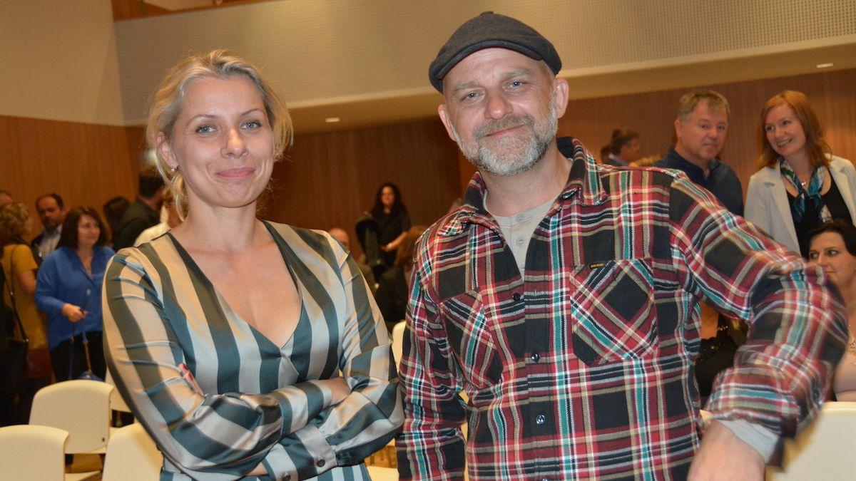 Výstava Terezy z Davle a Hynka Čermáka: Ženská postava nazíraná ze dvou úhlů