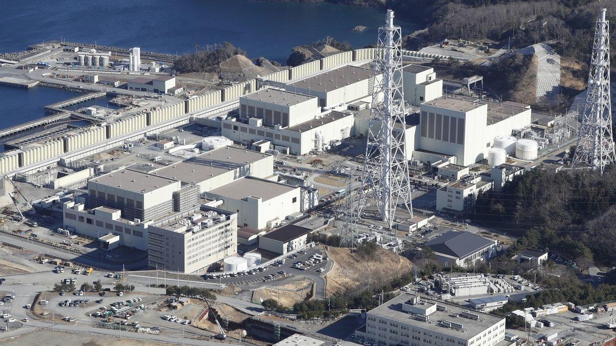 Japonsko obnoví jaderný reaktor v Onagawě. Stejný typ, jaký selhal ve Fukušimě