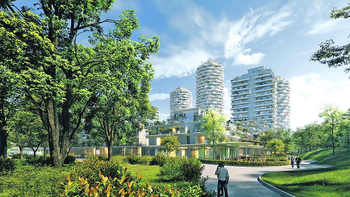 Architektka Jiřičná budí debaty
