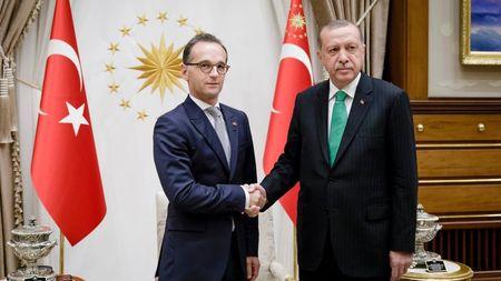 Arogantní diletant, skončili jsme. Erdogan se tvrdě pustil do německého šéfadiplomacie