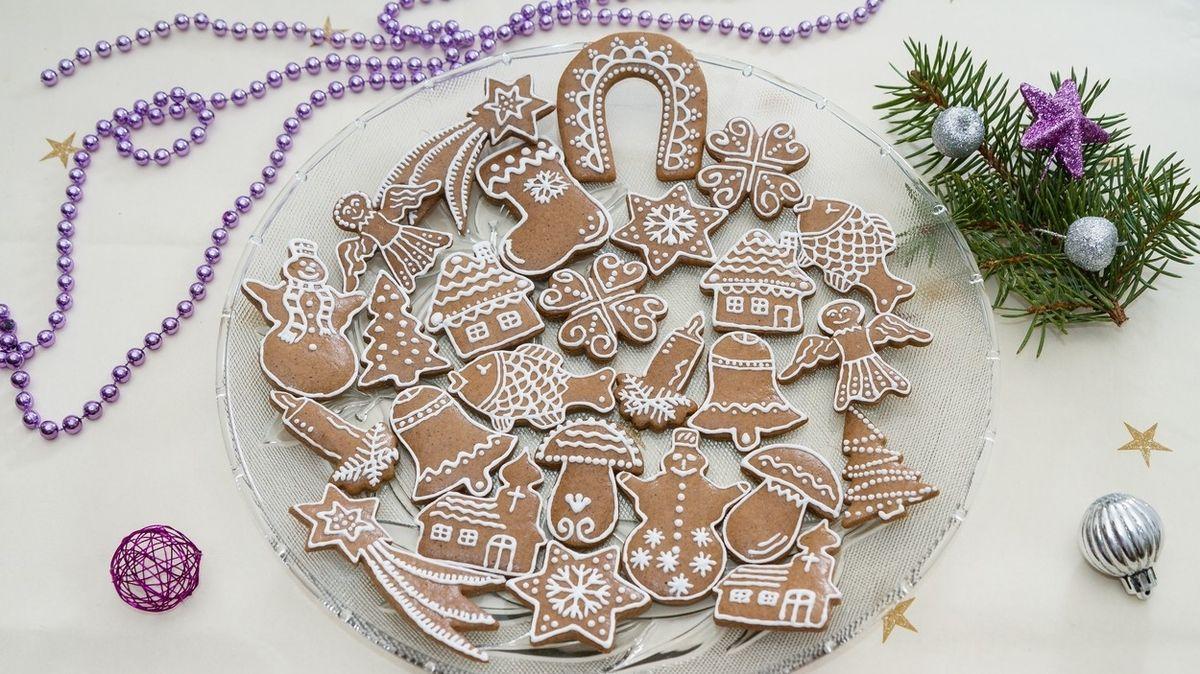 Tradiční recepty na vánoční cukroví