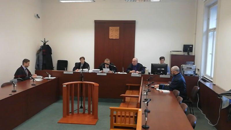 Lobbista Janoušek žádá obnovu procesu. Hematom na mozku prý mohl ovlivnit jeho schopnosti