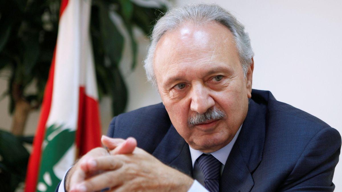 Bývalý ministr Safadí stáhl kandidaturu na libanonského premiéra