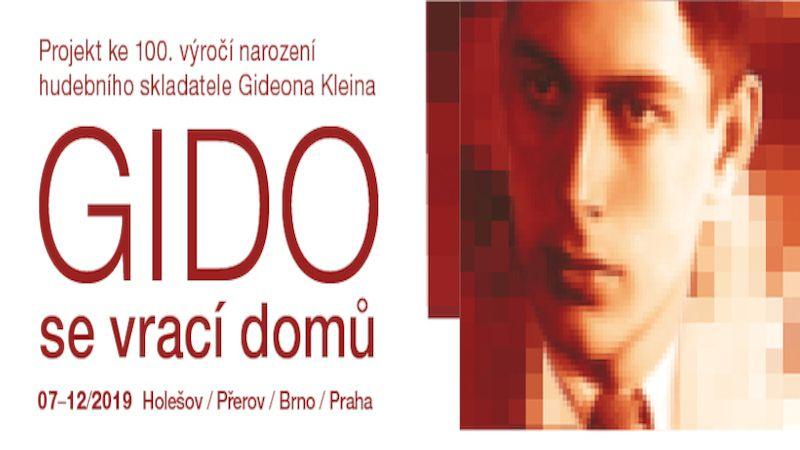 Praha oslaví 100. výročí narození Gideona Kleina koncerty apředstavením na prknech Švandova divadla