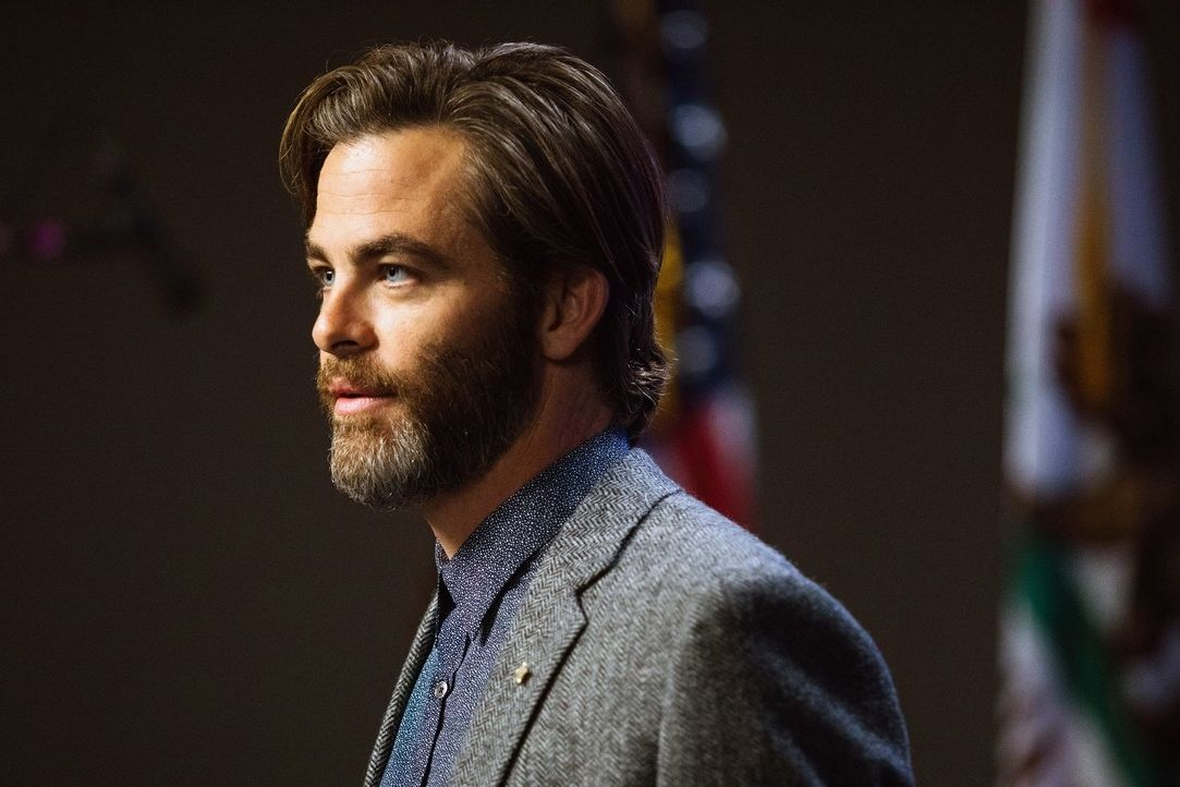 Herec Chris Pine