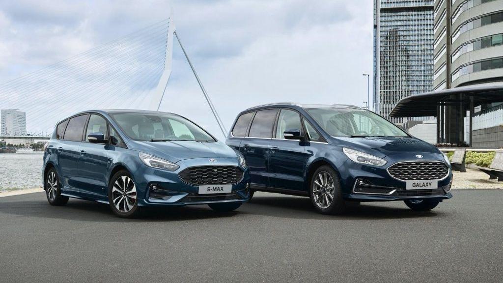 Ford se svých MPV ještě nevzdá, Galaxy a S-Max elektrifikuje