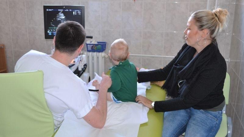 Dětská kardiologická ambulance Nemocnice Přerov nabízí vnových prostorách více komfortu