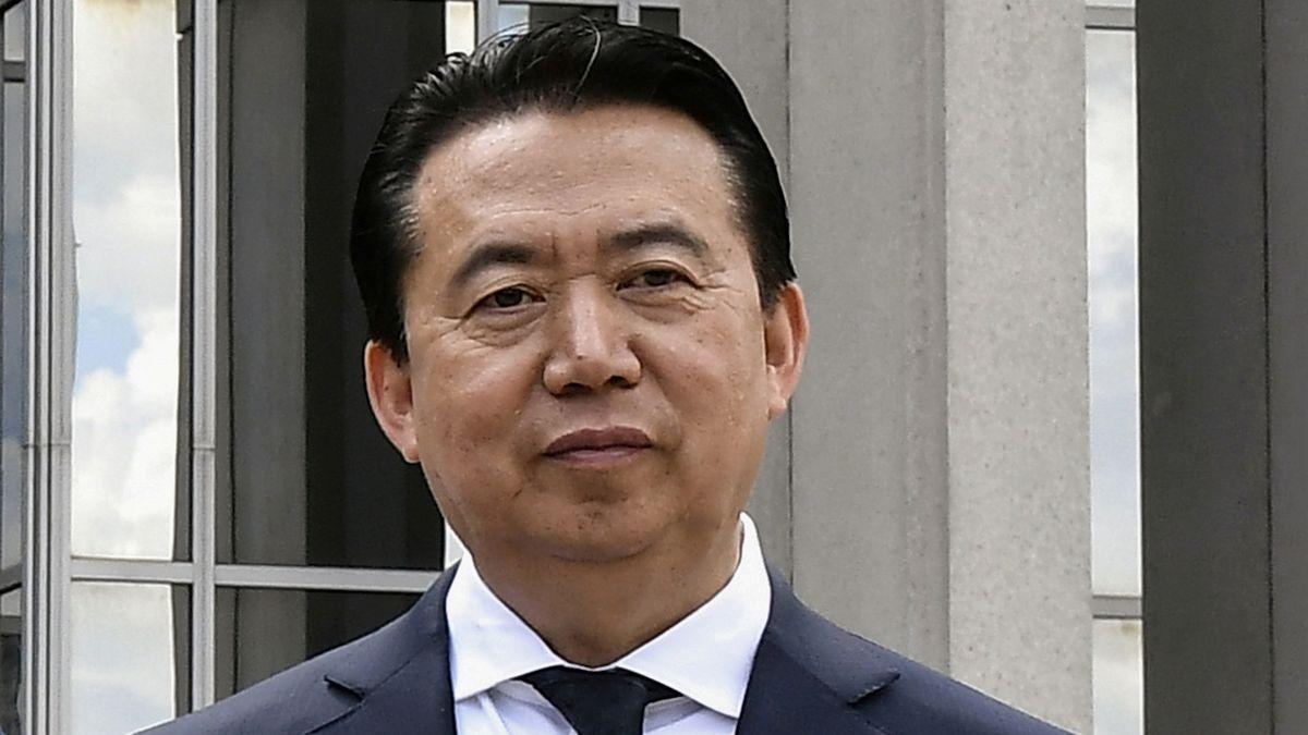 Bývalý šéf Interpolu v Číně dostal 13,5 roku