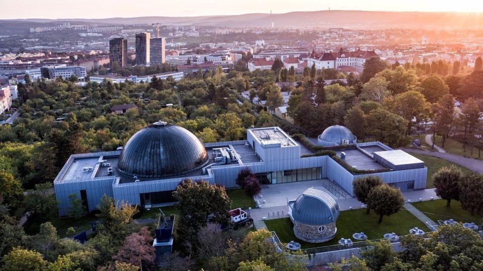 Brněnské planetárium patří k nejkrásnějším v Evropě, rozhodl mezinárodní časopis
