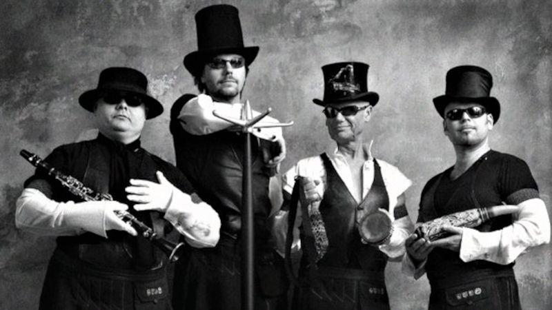 Známé vokální kvarteto 4TET vystoupí vDomě kultury vKroměříži