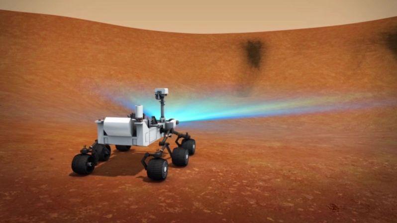 NASA bude na Marsu pátrat po stopách dávného života