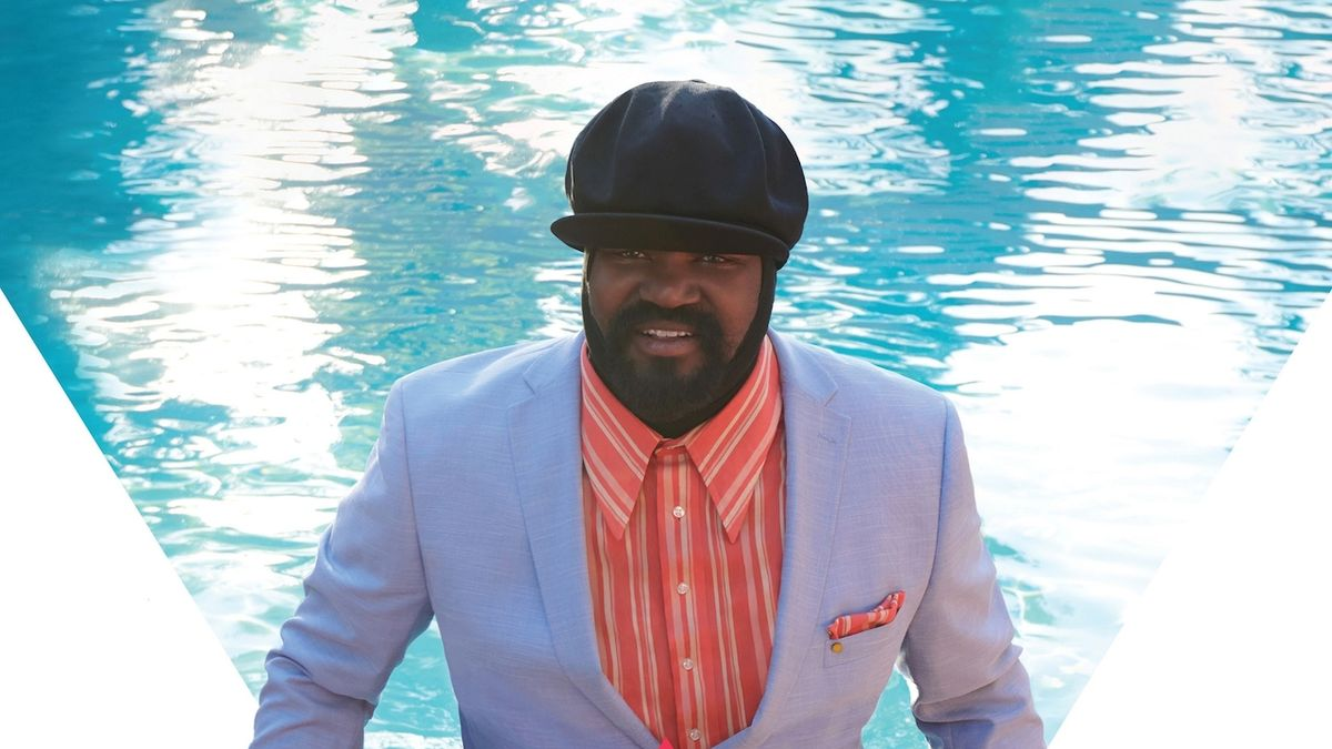 Gregory Porter na desce All Rise