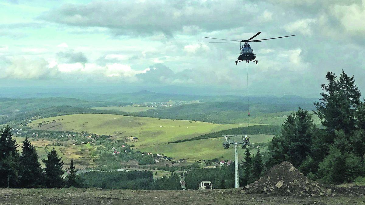 Na Klínovec povede nová lanovka