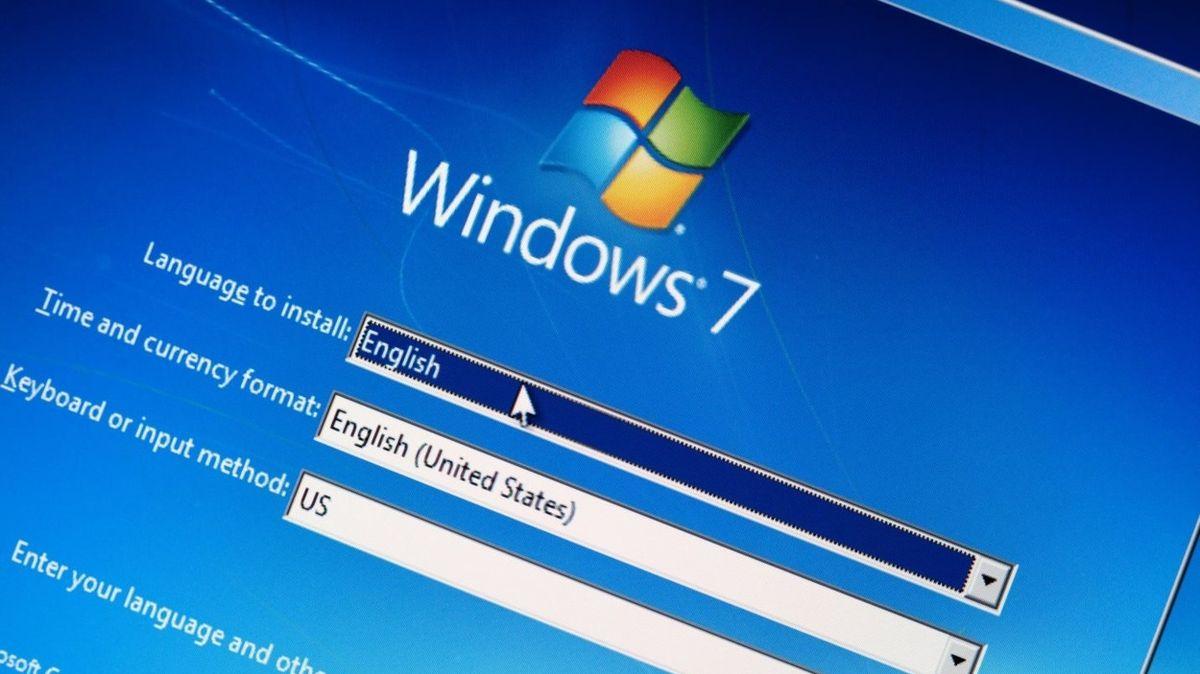 Zbývá už jen měsíc, pak Windows 7 skončí