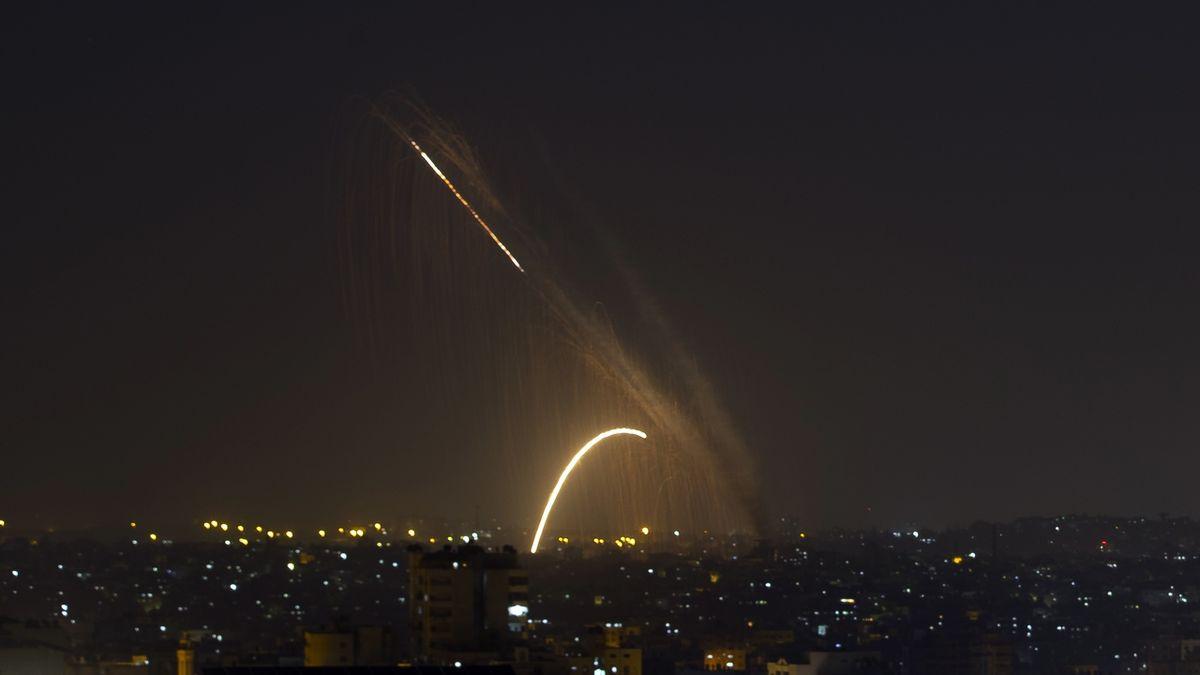 Izraelské rakety zasáhly cíle v Sýrii. Zemřeli dva civilisté