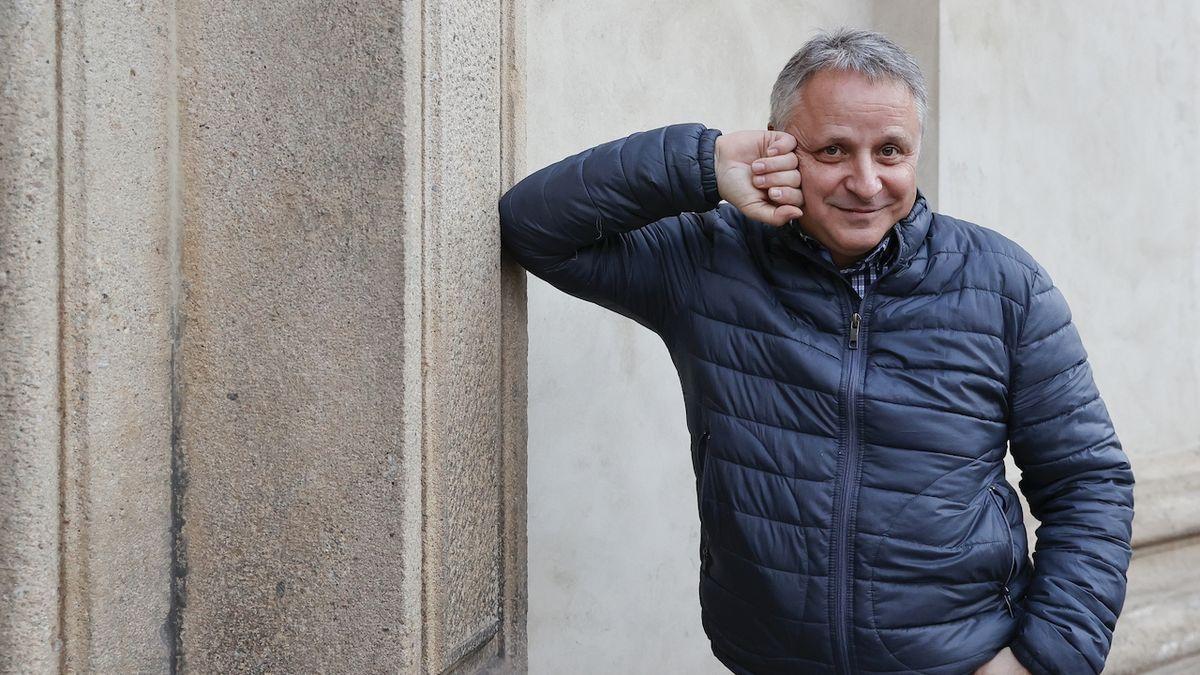 Skladatel a hudebník Boris Urbánek: Jen jedna hudební škatulka by mi byla těsná
