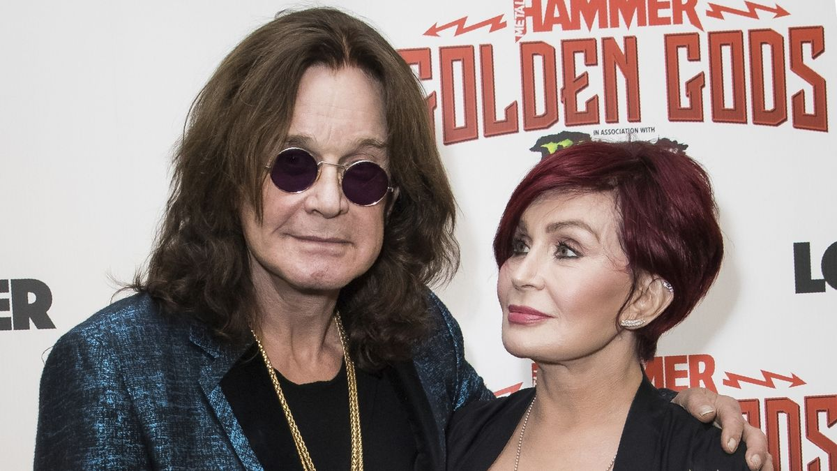 Ozzy Osbourne má Parkinsonovu nemoc