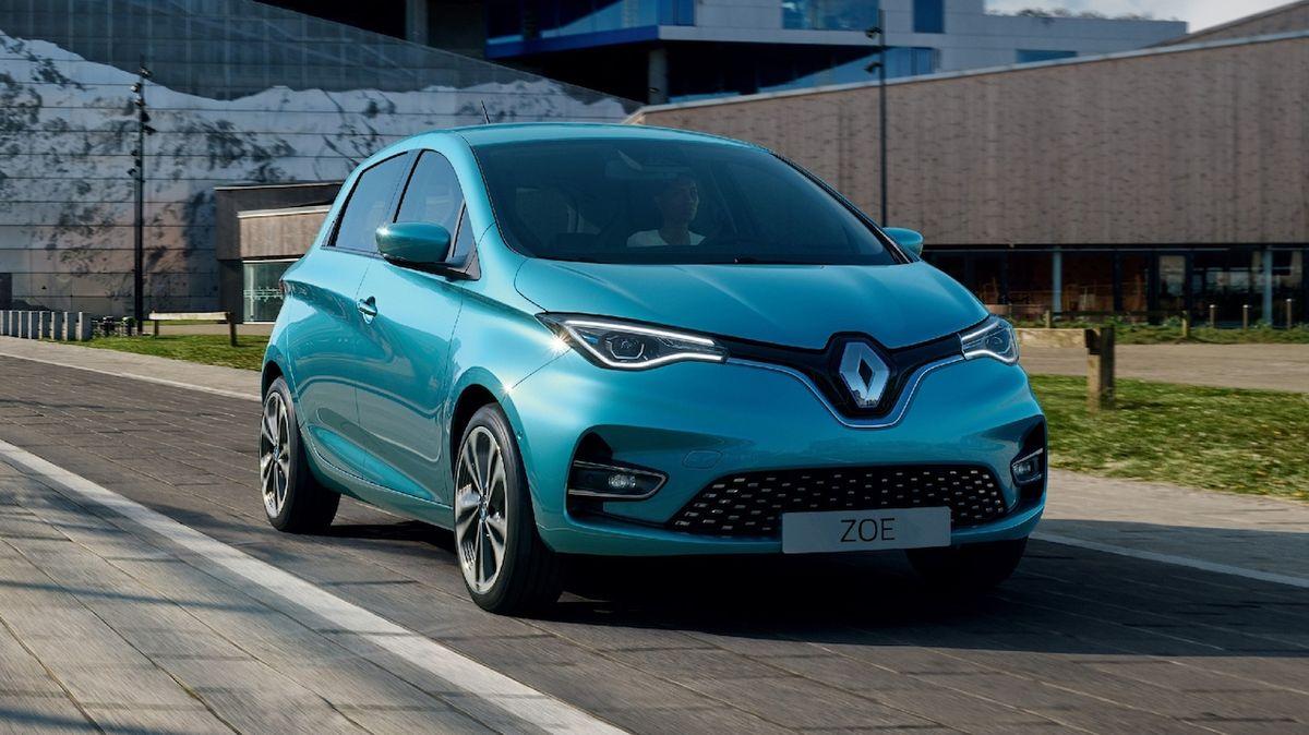 Nový Renault Zoe má české ceny, patří mezi nejlevnější elektromobily