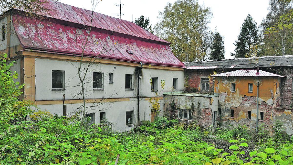 Ruinám běloveských lázní svitla naděje