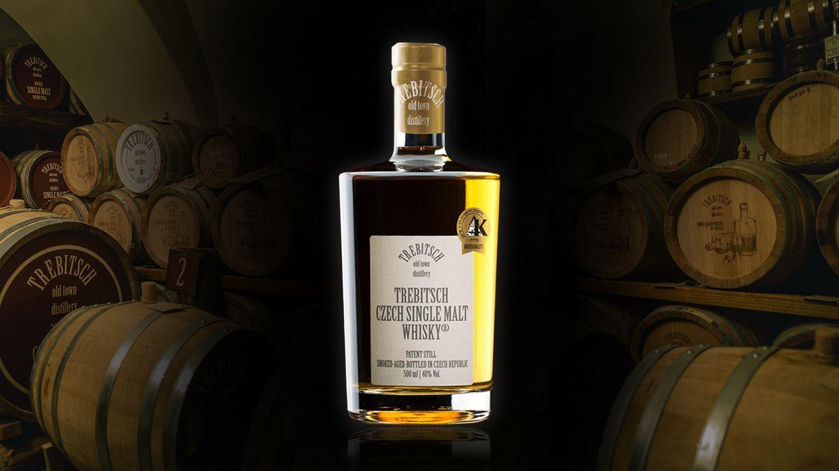 TREBITSCH Czech single malt whisky – Mimořádná whisky vyrobená zprvotřídních surovin