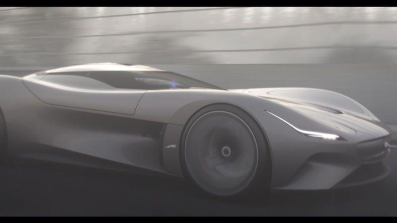 Jaguar se vrací k supersportům tisícikoňovou plackou, má to ale zádrhel