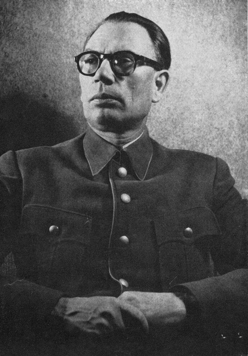 Generálporučík Andrej Andrejevič Vlasov
