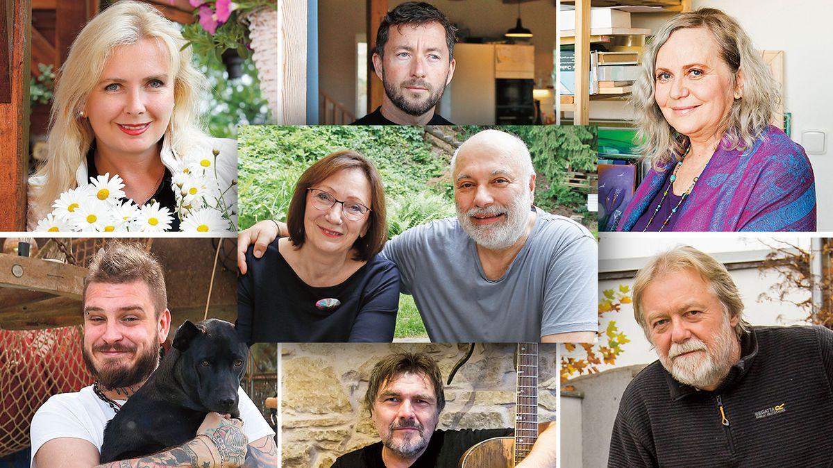 Anketa: Jak slavní plánují měnit své domovy v letošním roce