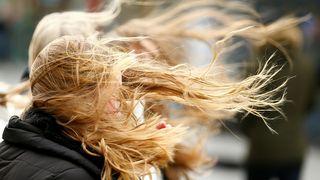 Na Česko udeří silný vítr