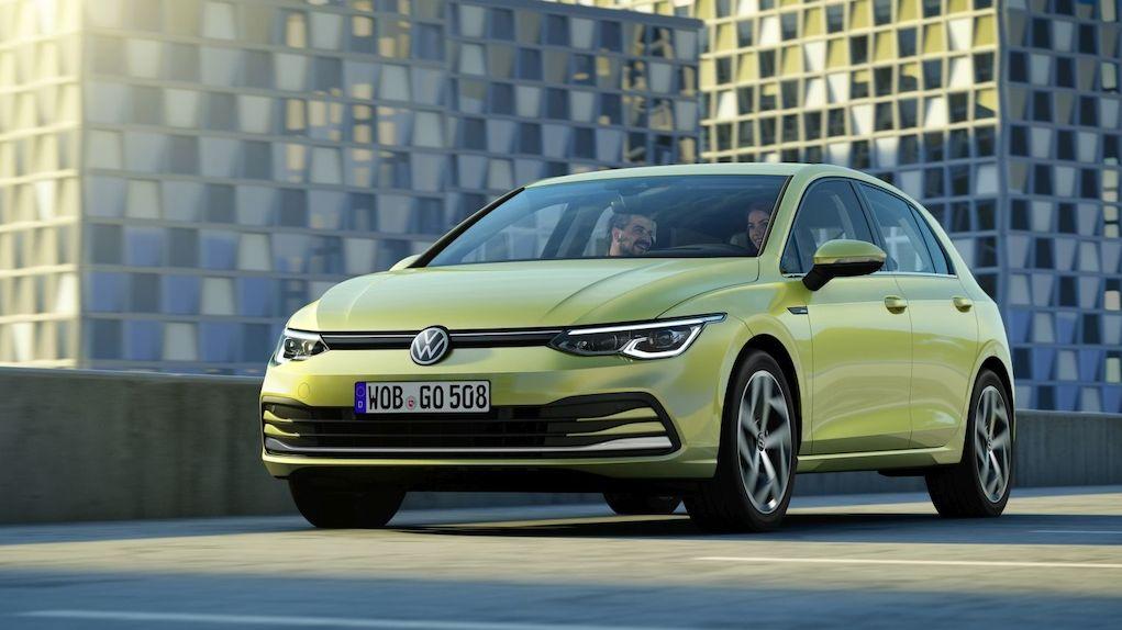 Nový Volkswagen Golf osmé generace přijíždí s pěti hybridními verzemi