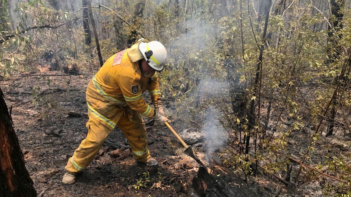 Česko pošle Austrálii na pomoc s požáry dva miliony korun