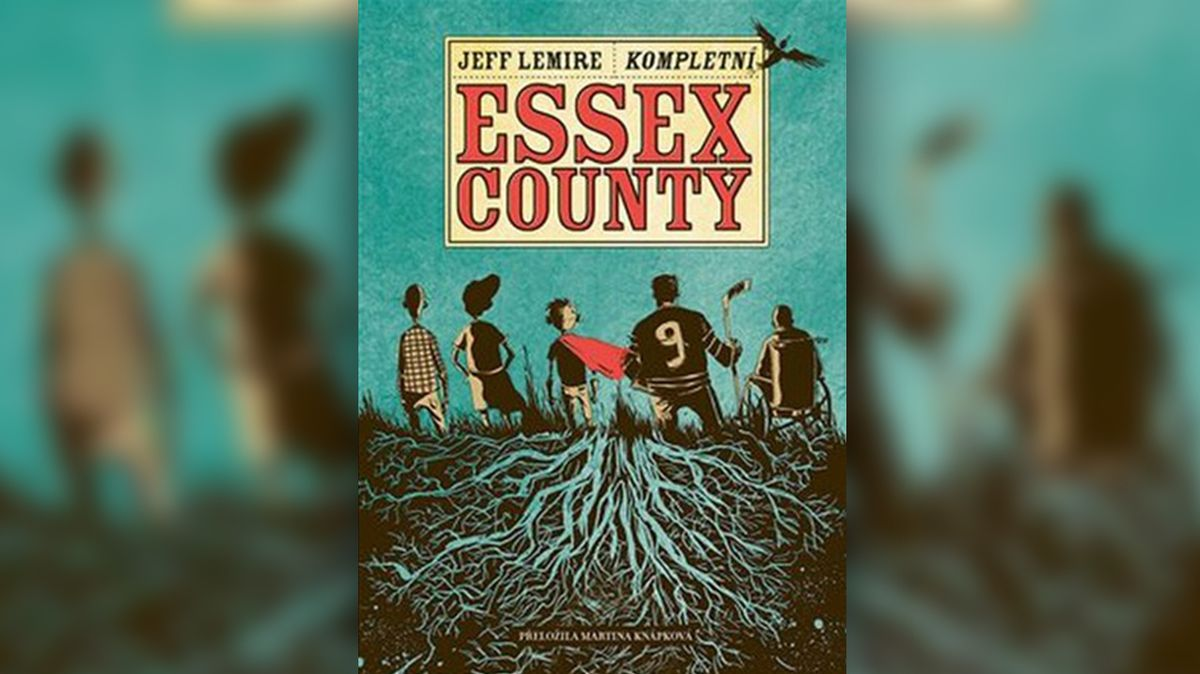 RECENZE: Essex County. Rozlehlá a osamělá duše Kanady
