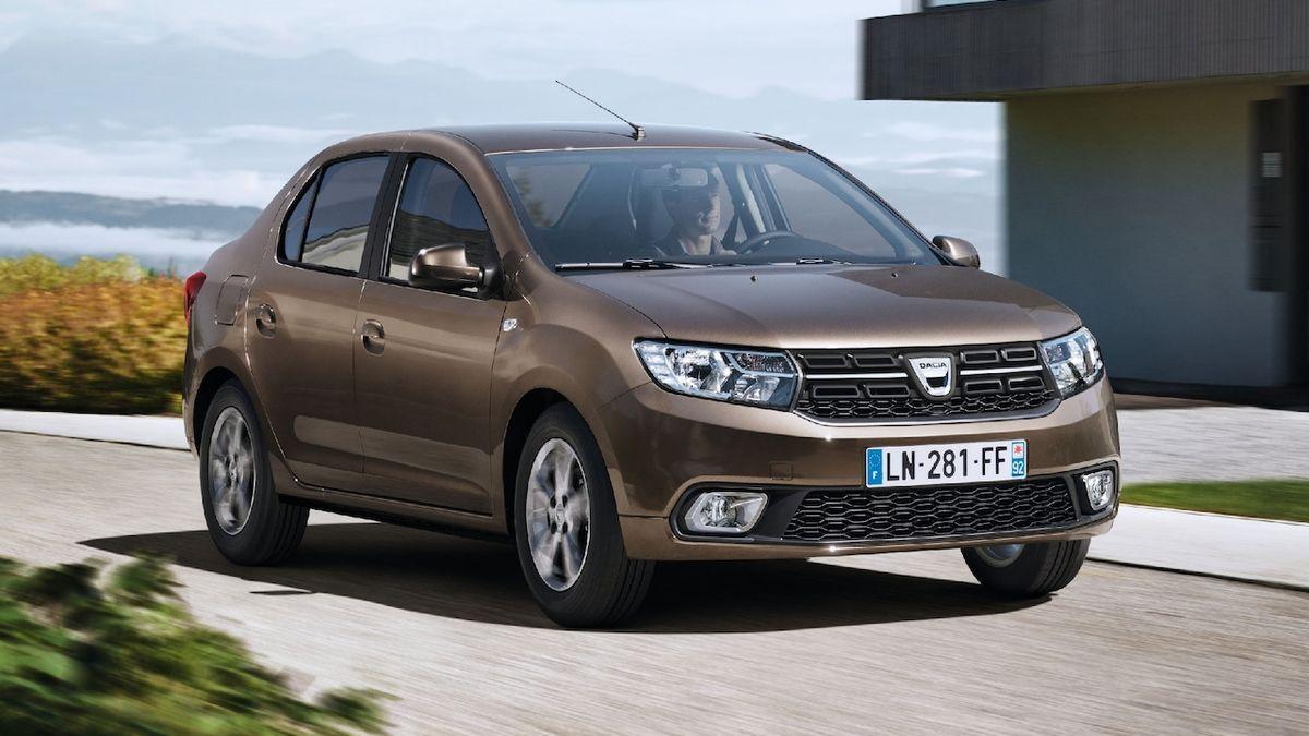 Dacia Logan jako elegantní fastback? V podání ruského designéra láká