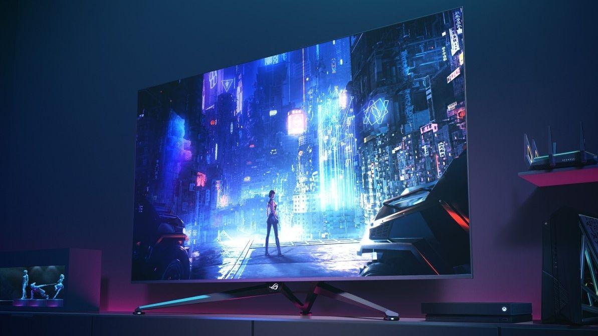 Obří herní monitor míří do prodeje. Cena ale nepotěší