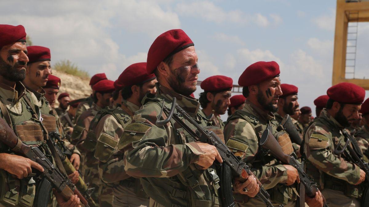Spojené státy blokují turecké letecké operace nad Sýrií