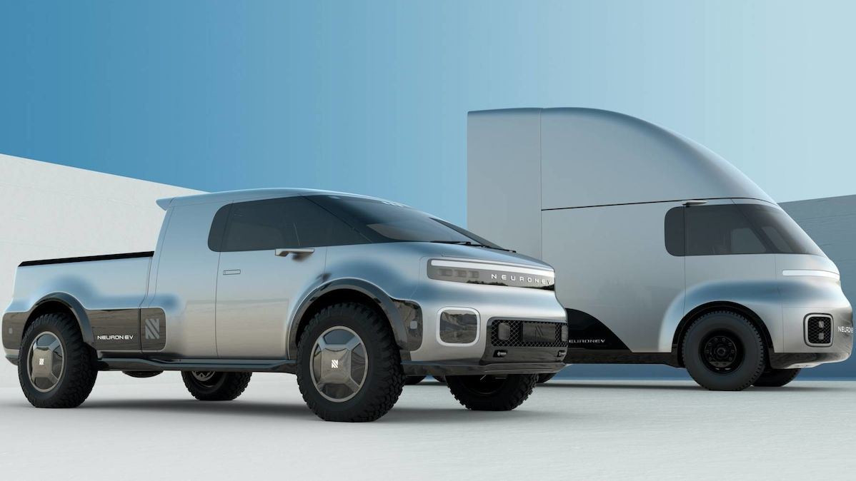 Budoucnost nákladních aut je ve variabilitě, říká startup Neuron