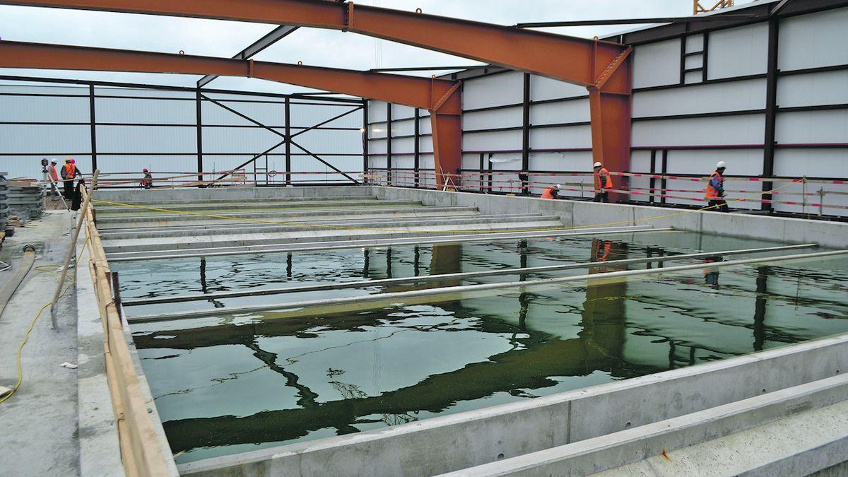 Voda ze Želivky bude díky uhlí čistší