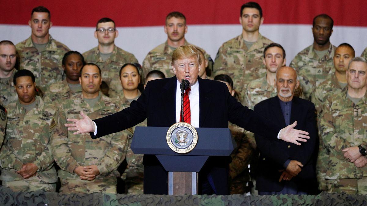 Nejdelší americká válka stála bilion dolarů, provázejí ji lži