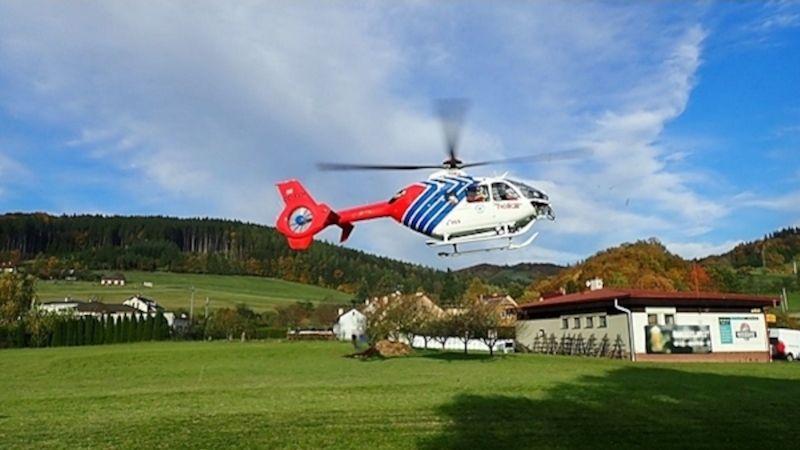 Na Zlínsku dnes třikrát havarovali motocyklisté