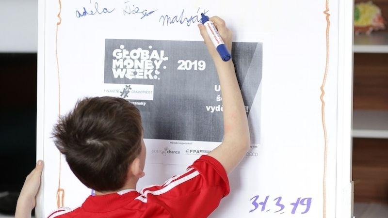 Česko se vpříštím roce opět připojí ke Global Money Week 2020