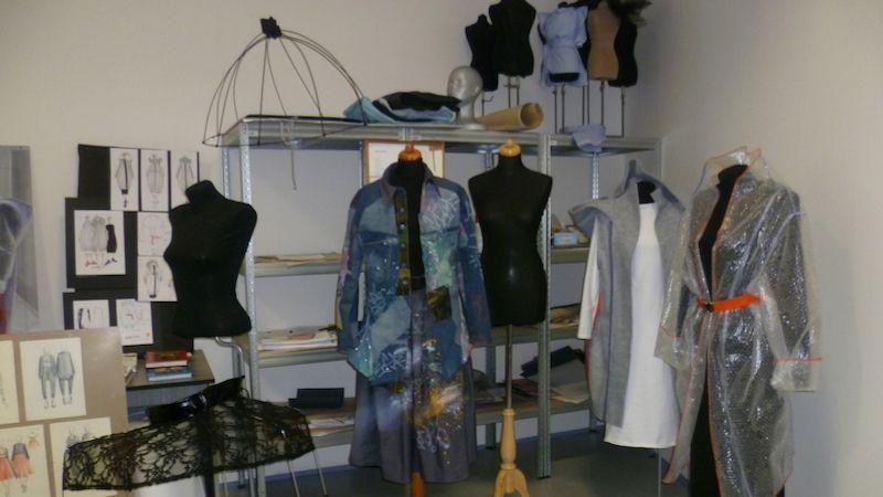 Kpramenům módy otevřela dveře Střední škola uměleckoprůmyslová