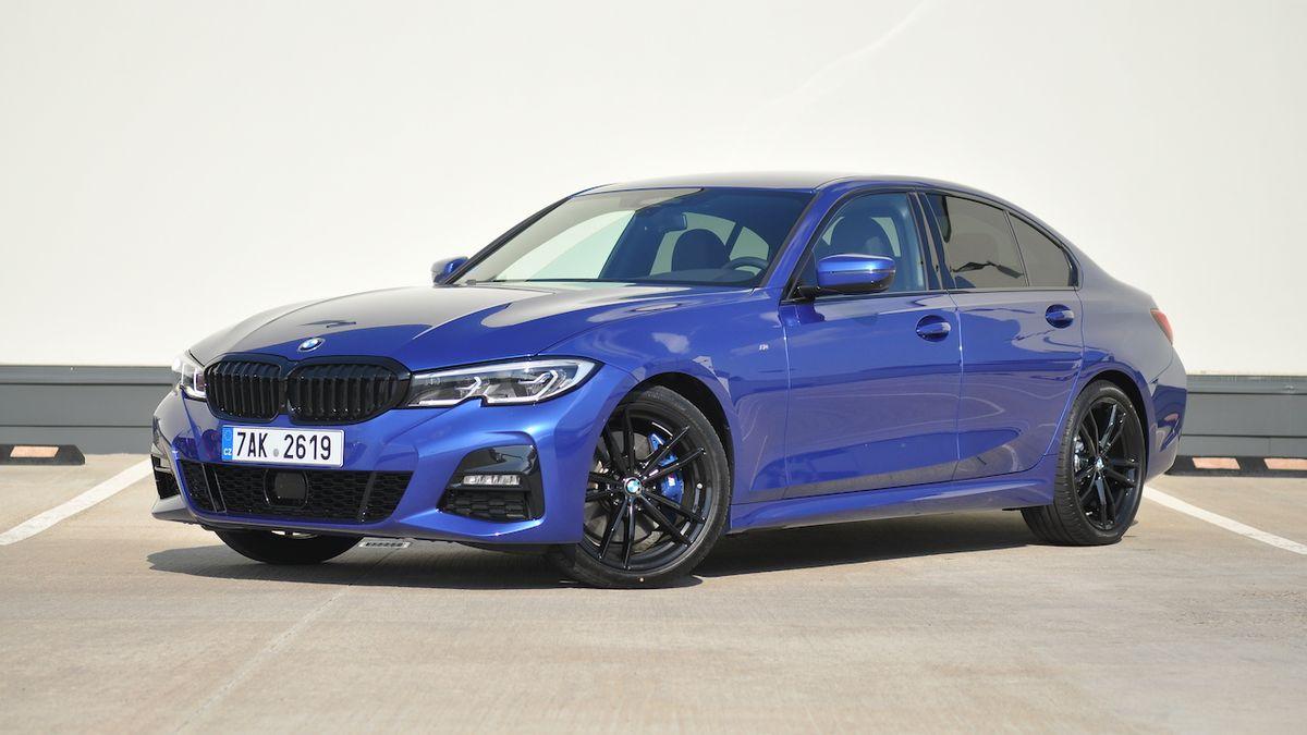 Autem roku 2020 v ČR je BMW řady 3