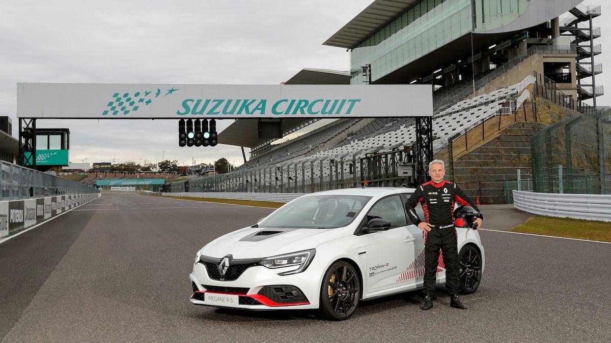 Další rekord pro Renault Megane RS Trophy-R: Nejrychlejší byl i v Japonsku