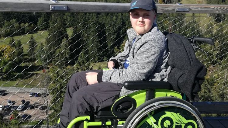 Patnáctiletému Tomášovi obrátila život naruby rakovina, teď se znovu učí žít